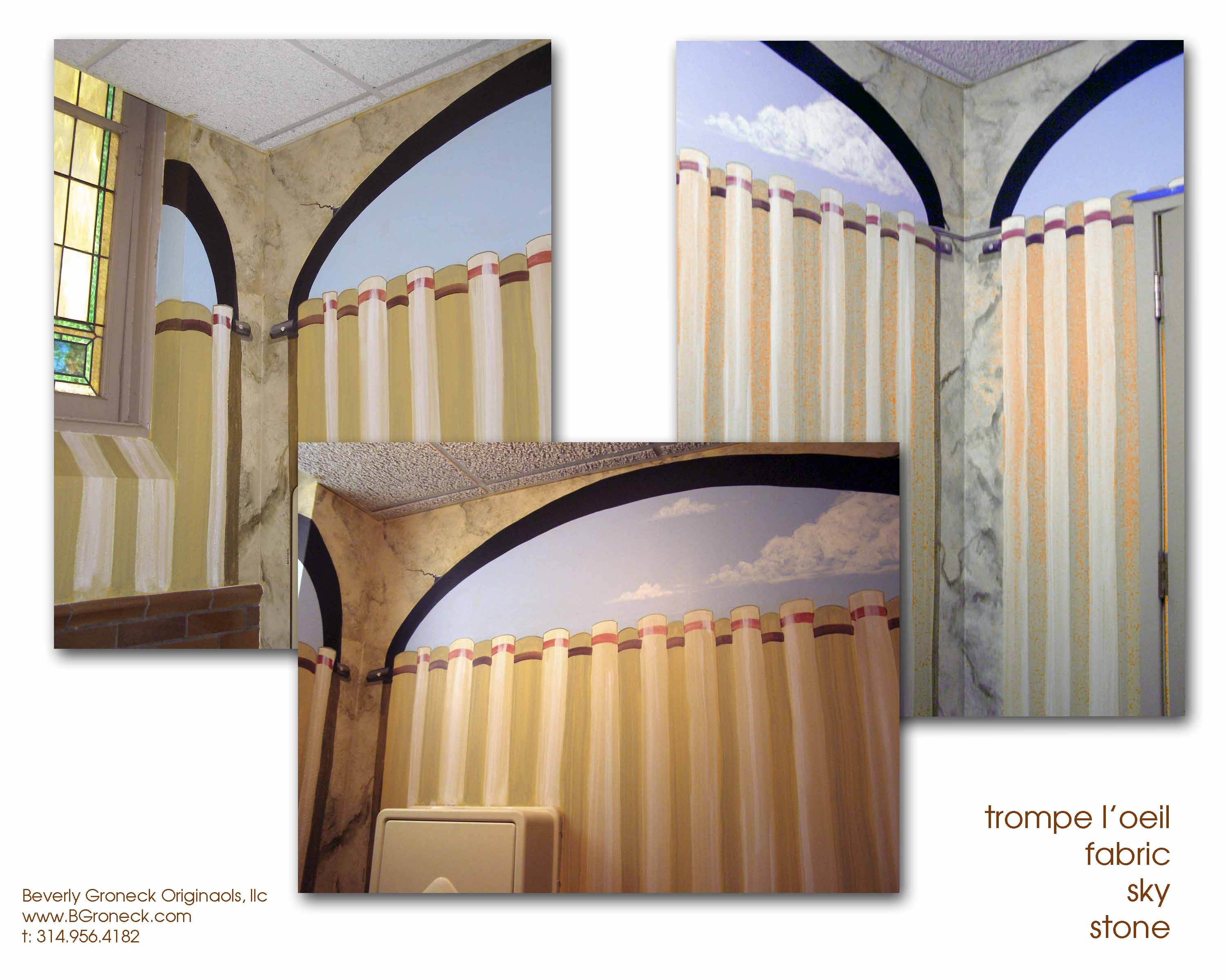 St. Charles Borromeo Church - curtain walls